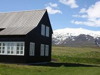 Casa de vacaciones 939471 para 4 adultos + 1 niño en Hellnar