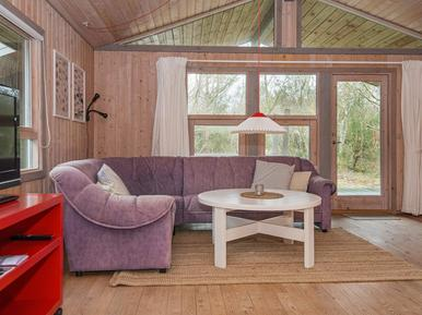 Holiday home 940772 for 6 persons in Fjellerup Strand
