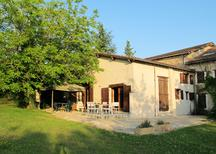 Holiday home 941763 for 10 persons in Saint-Paul-Lizonne