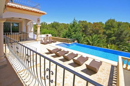 Holiday home 942195 for 4 persons in Jávea
