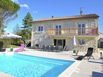 Ferienhaus 943239 für 12 Personen in Saint-Victor-de-Malcap