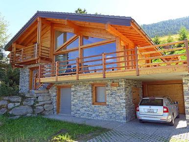 Maison de vacances 943885 pour 8 personnes , Nendaz