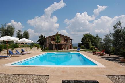 Ferienhaus 944454 für 10 Personen in Castel Viscardo