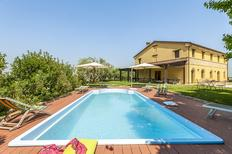 Holiday home 944559 for 10 adults + 4 children in Montefano