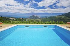 Holiday home 945093 for 6 adults + 2 children in Motovun