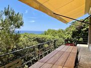 Gemütliches Ferienhaus : Region Quercianella für 10 Personen