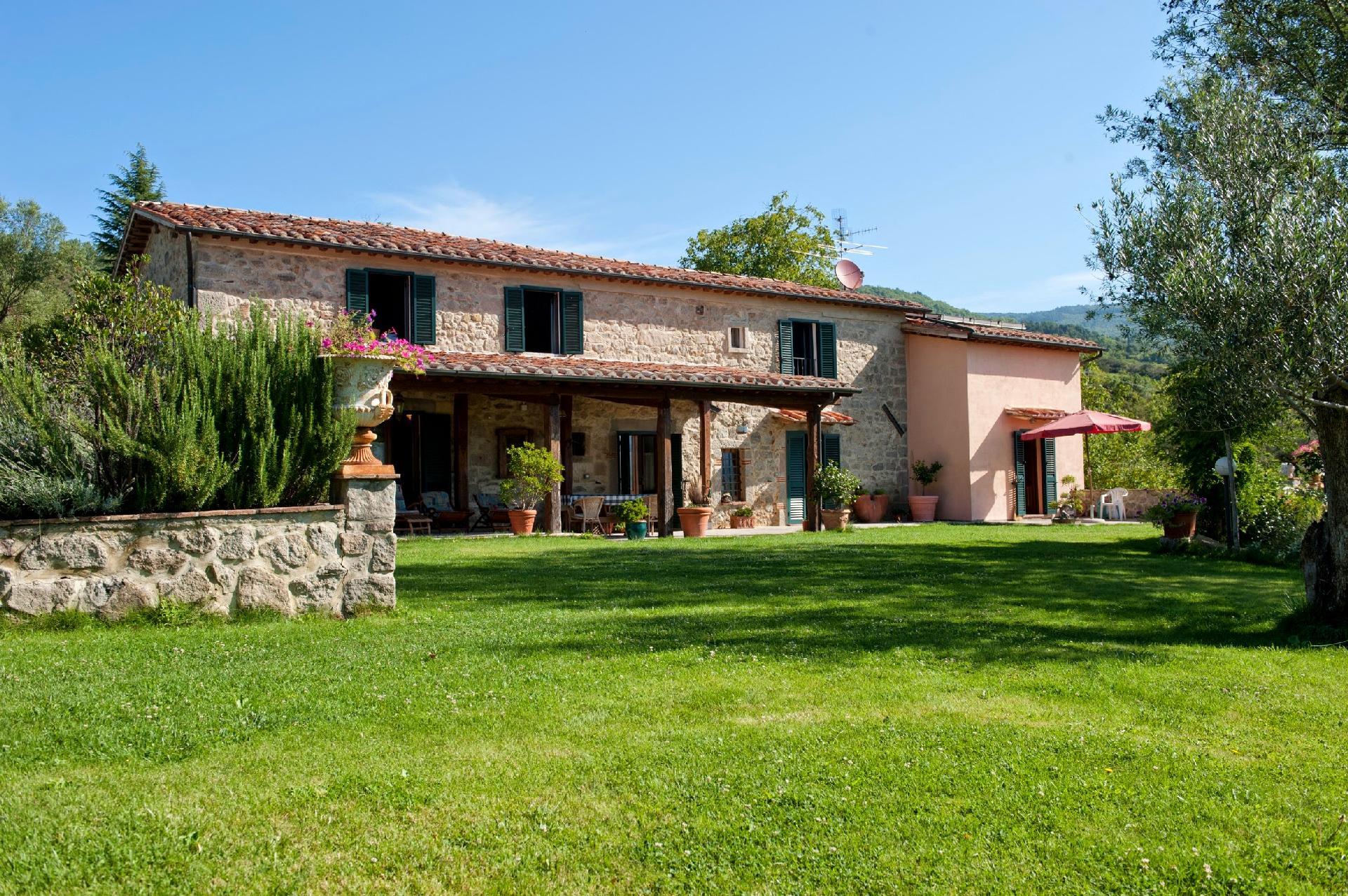 Maison De Vacances Pour 12 Personnes Santa Fiora