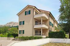 Holiday apartment 949112 for 6 persons in Baška
