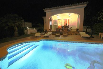 Ferienhaus 949709 für 6 Personen in Urbanitzacio Riumar
