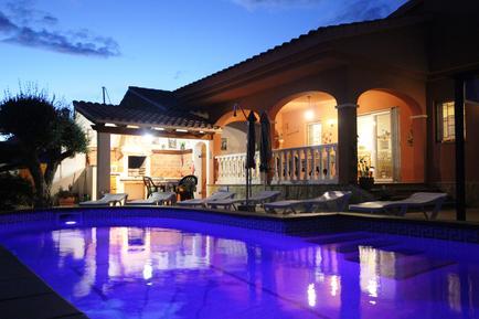 Ferienhaus 949728 für 6 Personen in Urbanitzacio Riumar