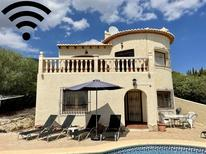 Casa de vacaciones 949997 para 6 personas en Benitatxell