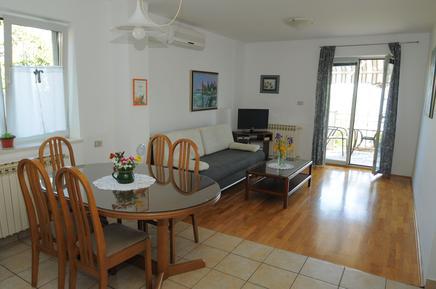 Ferienwohnung 951923 für 4 Personen in Ičići