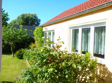 Holiday apartment 952490 for 3 adults + 2 children in Sanitz