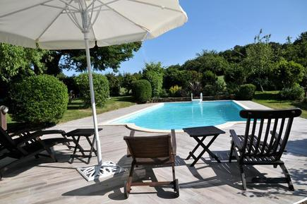 Holiday home 955377 for 4 adults + 4 children in Hennebont