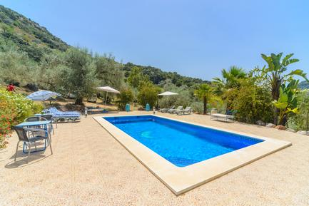 Holiday apartment 956960 for 5 persons in Comares