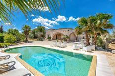 Ferienhaus 957303 für 12 Personen in Casarano