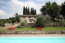 Ferienwohnung 958347 für 4 Erwachsene + 2 Kinder in Barberino Val d'Elsa