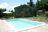 Gemütliches Ferienhaus : Region Arezzo für 5 Personen