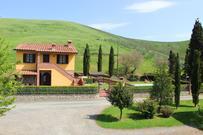 Für 4 Personen: Hübsches Apartment / Ferienwohnung in der Region Volterra