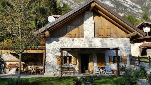 Villa 963347 per 4 adulti + 2 bambini in Molina di Ledro