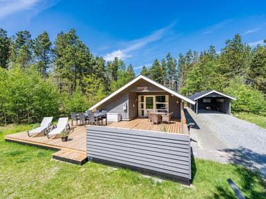Casa de vacaciones 964072 para 4 personas en Houstrup