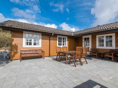 Ferienhaus 964143 für 6 Personen in Rindby