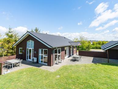 Casa de vacaciones 964236 para 6 personas en Skaven Strand