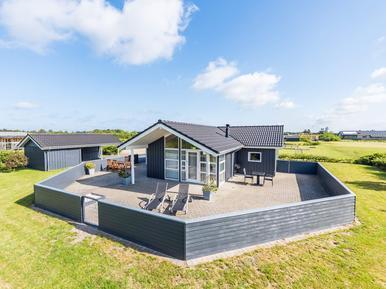 Casa de vacaciones 964248 para 6 personas en Skaven Strand