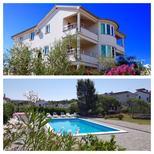 Appartement de vacances 964344 pour 5 personnes , Malinska-Dubašnica