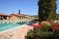 Villa 966208 per 10 persone in Montaione