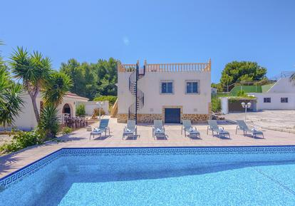 Holiday home 966604 for 12 persons in Calpe
