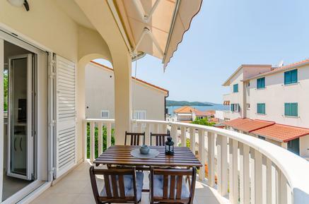 Appartamento 969199 per 4 persone in Okrug Gornji