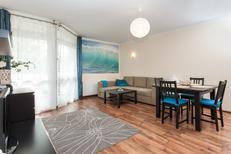 Rekreační byt 969392 pro 5 osoby v Swinemünde