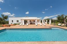 Vakantiehuis 969522 voor 12 personen in Ugento