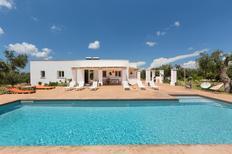 Ferienhaus 969524 für 8 Personen in Ugento