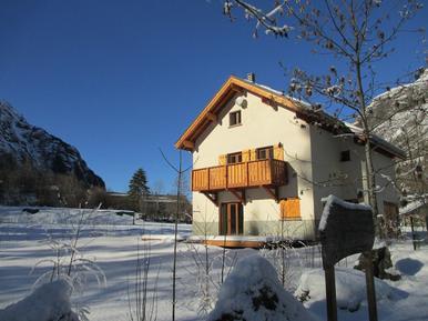 Vakantiehuis 969846 voor 14 personen in Vénosc