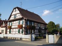 Holiday apartment 970148 for 2 persons in Saasenheim
