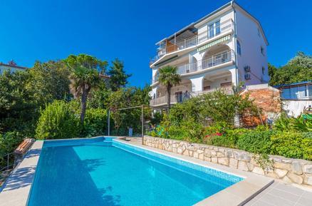Apartamento 970258 para 2 adultos + 2 niños en Crikvenica
