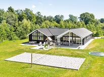 Maison de vacances 970565 pour 18 personnes , Fjellerup Strand