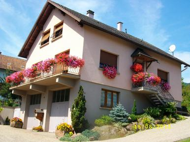 Holiday apartment 970887 for 3 adults + 1 child in Breitenbach