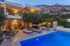 Holiday home 972160 for 8 adults + 2 children in Veliko Brdo