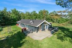 Maison de vacances 972476 pour 9 personnes , Vesterby Syd