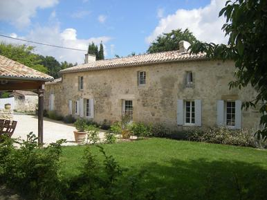 Holiday home 973080 for 10 persons in Saint-Cibard
