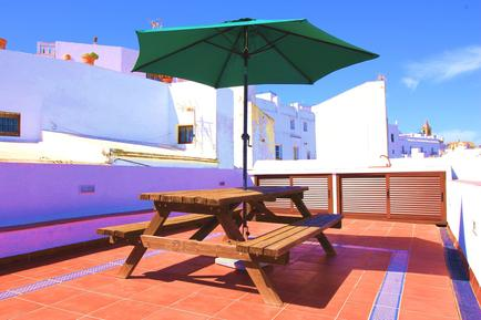 Holiday apartment 973318 for 1 adult + 1 child in Vejer de la Frontera