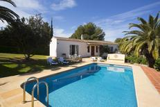 Holiday home 973594 for 4 persons in Jávea