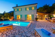 Holiday home 973722 for 6 adults + 2 children in Tribalj