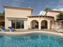 Casa de vacaciones 975311 para 6 personas en Benitatxell