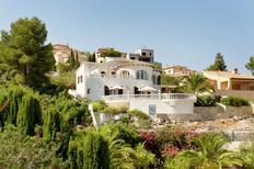 Casa de vacaciones 975315 para 6 personas en Benitatxell