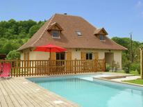 Rekreační dům 976120 pro 10 osob v Loubressac