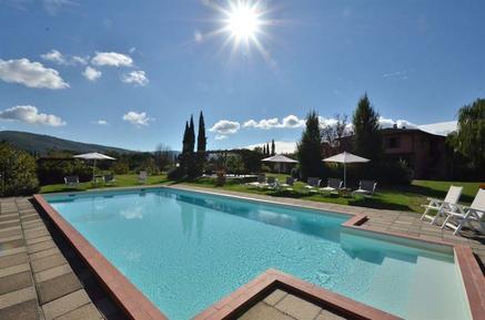 Ferienhaus 977667 für 15 Personen in Badia Agnano